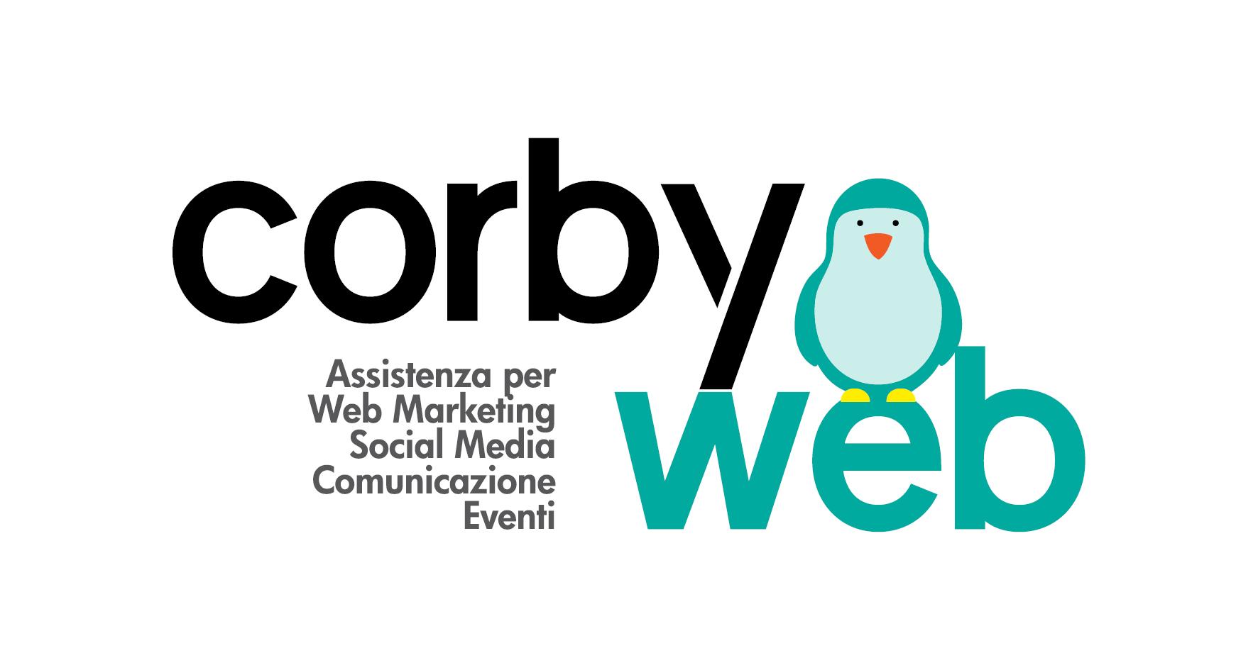 Logo CorbyWeb